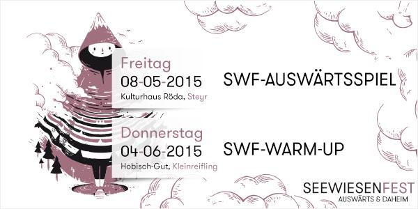SWF - auswärts und daheim