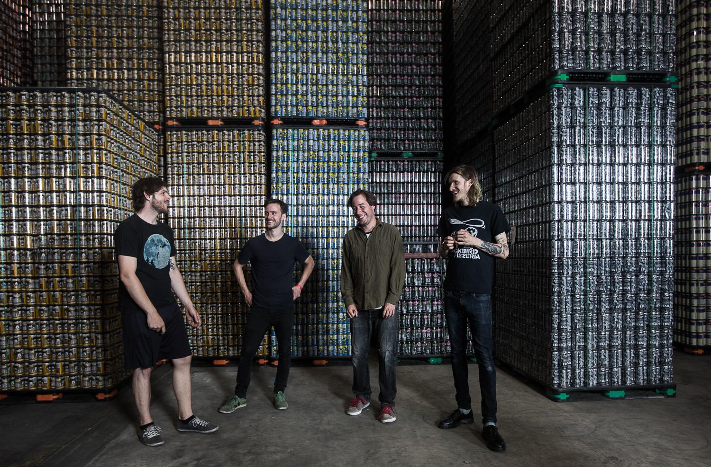 Astpai Promo - Shot at Neshaminy Creek Brewery, PA PHOTO CREDIT: Emily Assiran