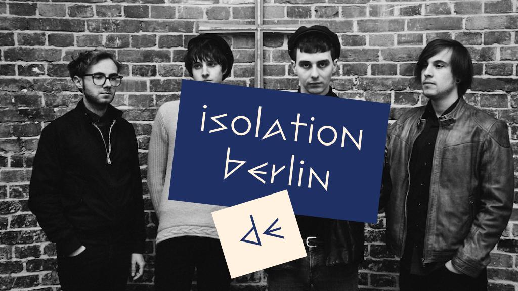 isolationberlin